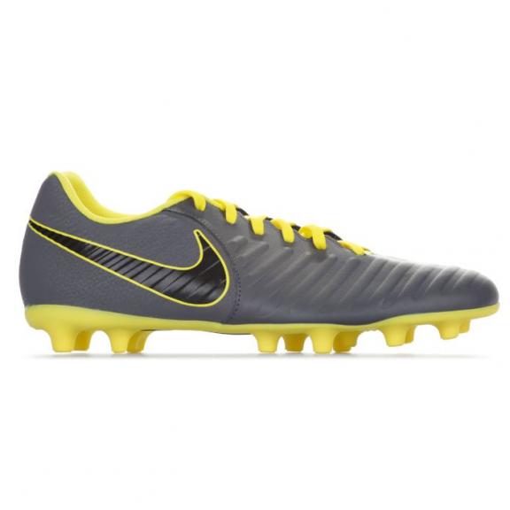 buy popular c9f10 0a21a Botas fútbol Nike Tiempo Legend VII Club FG gris hombre - Deportes Moya