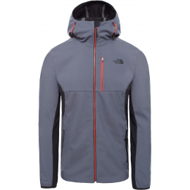 Chaqueta The North Face Extent III Shell gris hombre