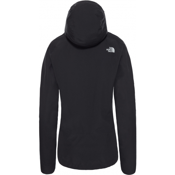 ahorre hasta 60% suave y ligero llega Chaqueta impermeable The North Face Extent III negro mujer