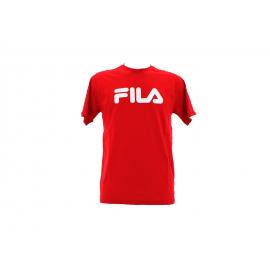 Camiseta Fila Classic Pure roja hombre