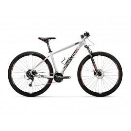 "Bicicleta Conor 8500 29"" Blanco-rojo"