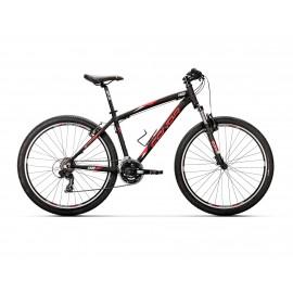 Bicicleta Conor 5400 27.5 negro-rojo