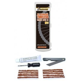 Kit X-Sauce Mechas Reparacion Tubeless M-0 (mini)