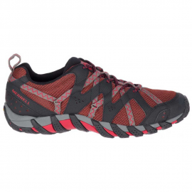 Zapatillas waterpro Merrell Maipo 2 roja/negra hombre