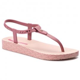 Sandalia Ipanema Bossa Soft Sandal rosa mujer