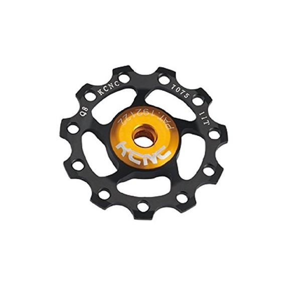 Kcnc jockey wheel negro 11dientes