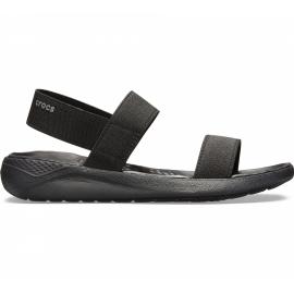 Sandalias Crocs LiteRide Sandal W negro mujer