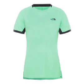 Camiseta The North Face Ambition verde clorofila hombre