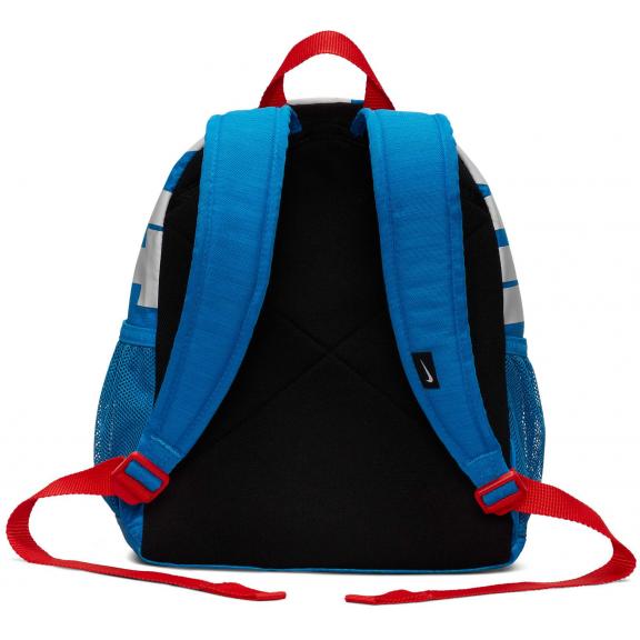 4498cd1e Mochila pequeña Nike Brasilia JDI azul/roja - Deportes Moya