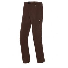 Pantalon desmontable Trango Temot marron hombre