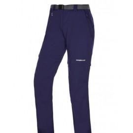 Pantalon desmontable Trango Idha Marino mujer