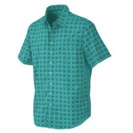 Camisa montaña Trango Waoi verde hombre