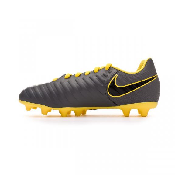 48875bef Botas fútbol Nike Tiempo Legend VII Club FG gris junior - Deportes Moya