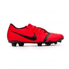 Botas fútbol Nike Phantom Venom Club FG rojo hombre
