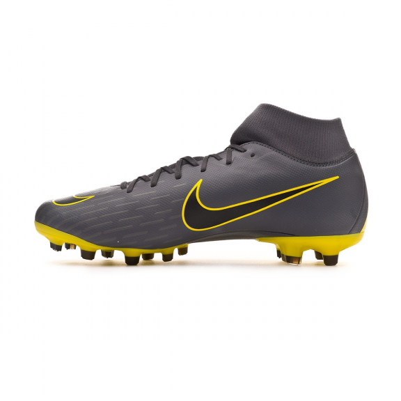 Botas fútbol Nike Mercurial Superfly 6 Academy MG gris hombr