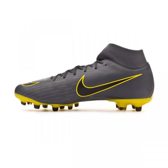 168fe379b0b15 Botas fútbol Nike Mercurial Superfly 6 Academy MG gris man ...
