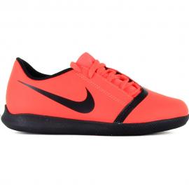 Zapatillas fútbol sala Nike Phantom Venom Club Ic rojo jr