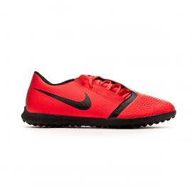 Zapatillas fútbol Nike Phantom Venom Club Tf rojo hombre