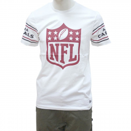 Camiseta New Era Badgee Tee Cardinals blanca hombre