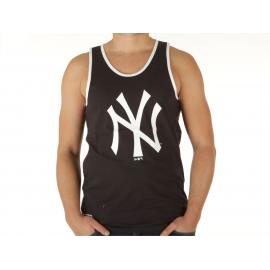 Camiseta New Era MLB Logo Tank New York Yankees azul hombre