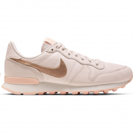 Zapatillas Nike Internationalist Premium rosa/dorado mujer