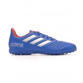 Zapatillas fútbol adidas Predator 19.4 TF azul hombre