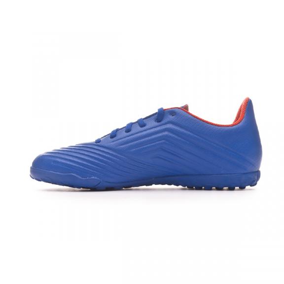 385a8b6500a Zapatillas fútbol adidas Predator 19.4 TF azul hombre - Deportes Moya