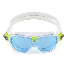 Gafas Natación Aquasphere Seal Kid2 transparente lente azul