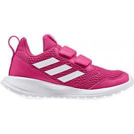 Zapatillas adidas Altarun CF K rosa/blanco niño