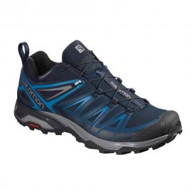 Zapatillas trekking Salomon X Ultra 3 azul hombre