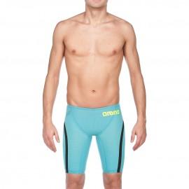 Bañador competicion Arena Carbon flex jammer turquesa hombre