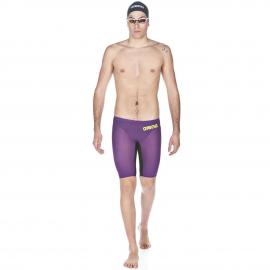 Bañador competición Arena Carbon Air morado hombre