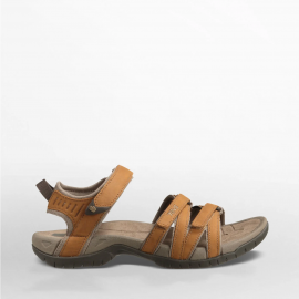 Sandalias trekking Teva W Tirra Leather marrón mujer