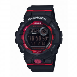 Reloj Casio G-Shock GBD-800-1ER negro/rojo