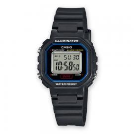 Reloj Casio Digital LA-20WH-1CEF negro mujer