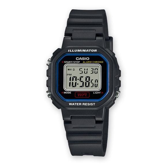 f013249b02fd Reloj Casio Digital LA-20WH-1CEF negro mujer - Deportes Moya