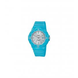 Reloj Casio Analogico LRW-200H-2E3VEF azul mujer