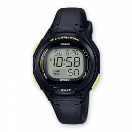Reloj Casio Digital LW-203-1BVEF negro