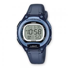 Reloj Casio Digital LW-203-2AVEF azul