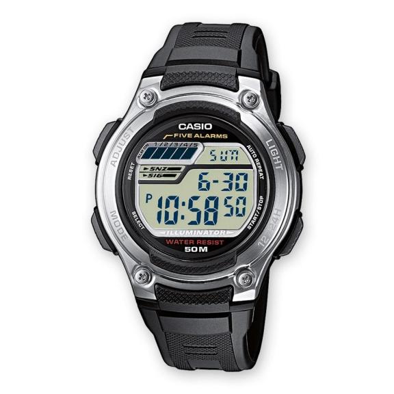 Reloj Casio digital W-212H-1AVES