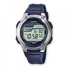 Reloj Casio Digital W-212H-2AVES azul