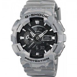 Casio wrist watch digital ga-110cm-8aer