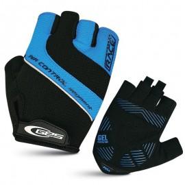 Guantes cortos Ges Race azul-negro