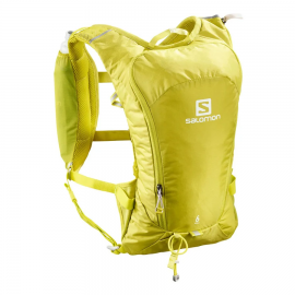 Mochila trail Salomon Agile 6 Set verde