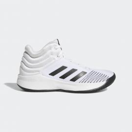 Zapatillas baloncesto Adidas Pro Spark 2018 K blanco/negro
