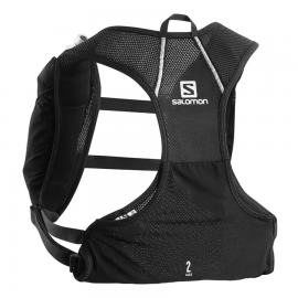 Mochila trail Salomon Agile 2 Set negro