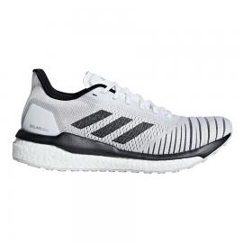 Zapatillas de running Adidas Solar Drive w blanco/gris mujer