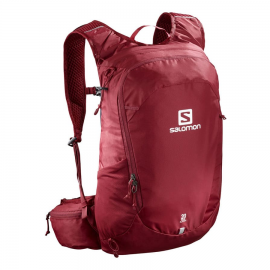 Mochila trail running Salomon Trailblazer 20 burdeos