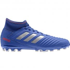 Botas de fútbol Adidas Predator 19.3 AG J azul junior