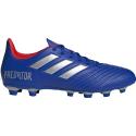 Botas de fútbol Adidas Predator 19.4 FxG azul hombre